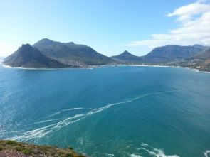 Cycle round the Cape Peninsular